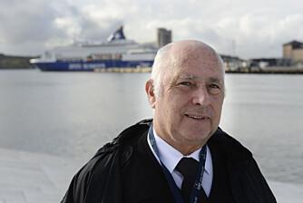 ARRESTERT: Terje Sørensen ble arrestert på oppdrag av russisk politi i 1970. Hendelsen var såpass skremmende at han sluttet som agent Etterpå.