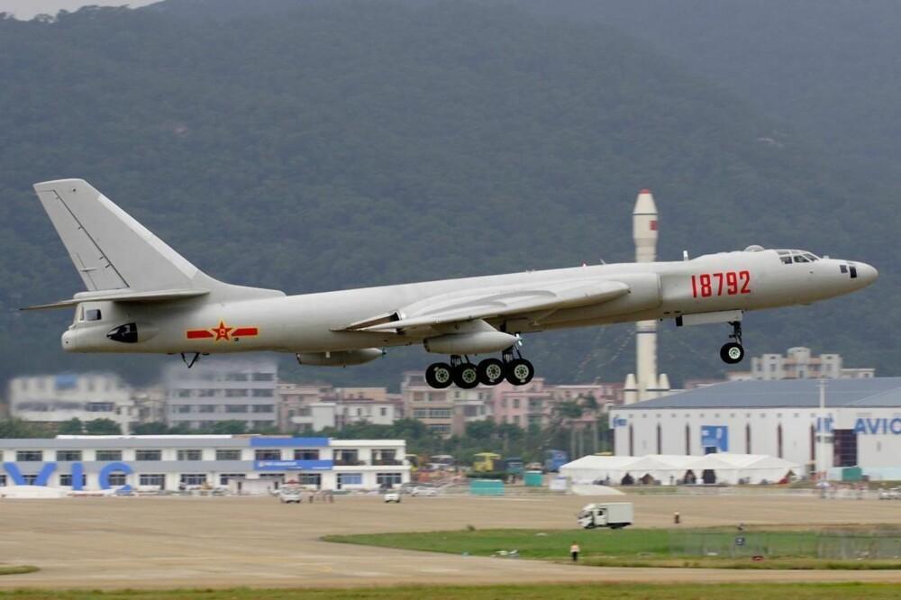 <b>DAGENS BOMBEFLY:</b> I dag bygger kinesiske Xian Aircraft Corporation (XAC) H-6K, en tilpasning av det sovjetiske 50-tallsflyet Tu-16 Badger.