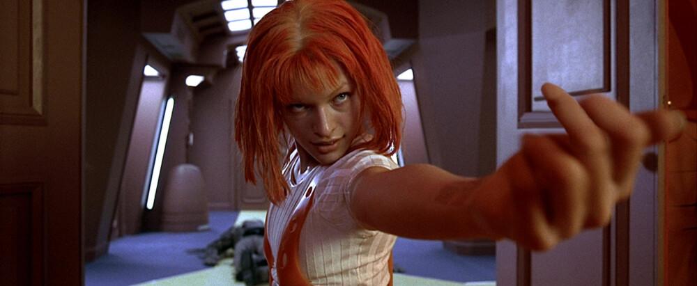 KLASSIKER: Den fantastiske 90-tallsfilmen «Fifth Element» er en av de mest populære filmene i sjangeren «Kritikerroste filmer». Men det finnes flere spennende sjangre i filmtjenesten. Og en mulighet til å be om filmer som ikke eksisterer i arkivet.