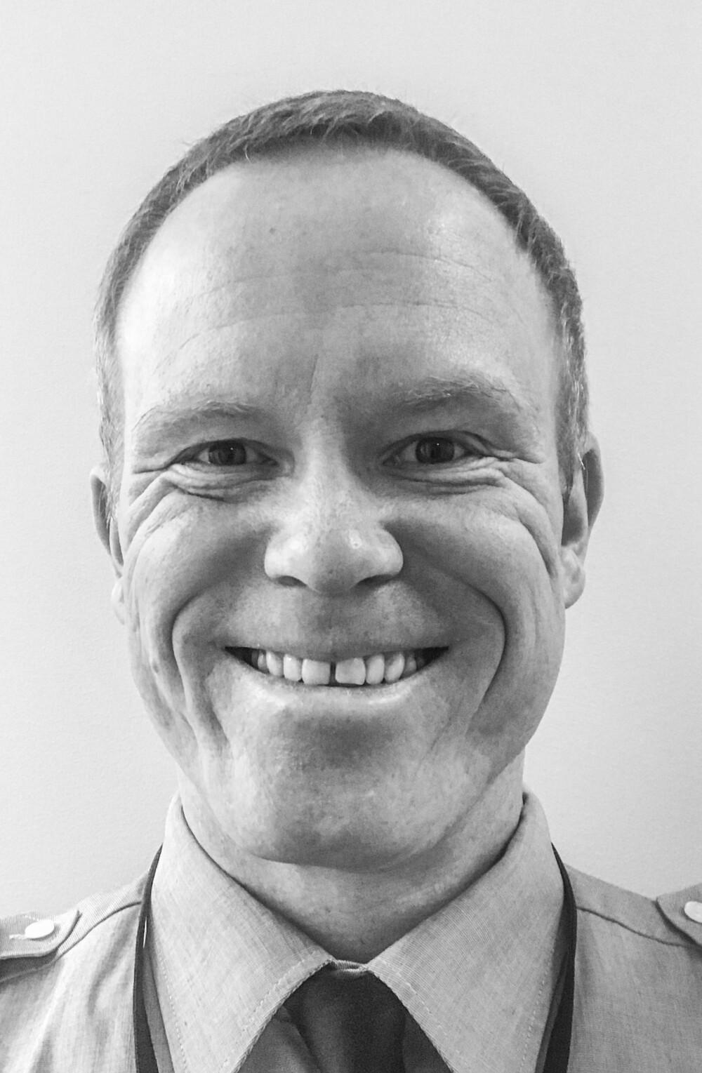 FORFATTER: John Olav Birkeland er en av forfatterne av boka «Når dronene våkner».