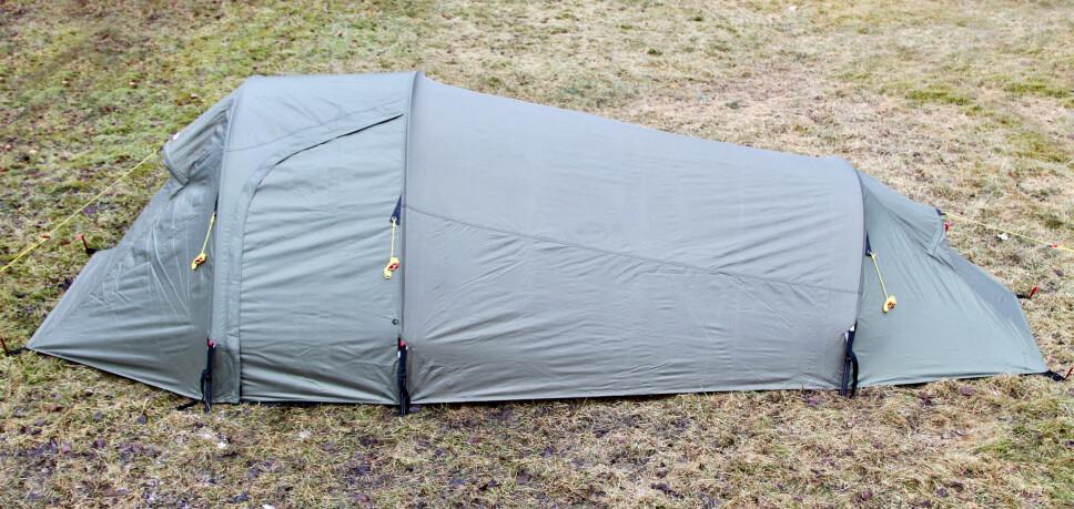 <b>HELSPORT NORDMARKA 3: </b>Camp Helsport, tlf. 24 08 40 00 (XXL), www.xxl.no.
