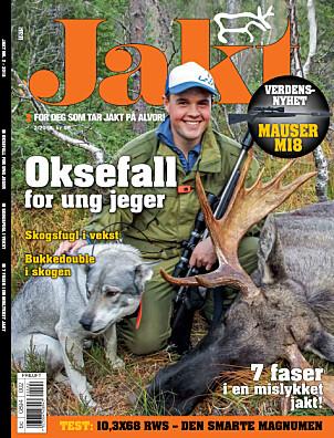 <b>BLI ABONNENT: </b>Artikkelen er hentet fra bladet Villmarksliv. Bli abonnent og les flere gode artikler derfra.
