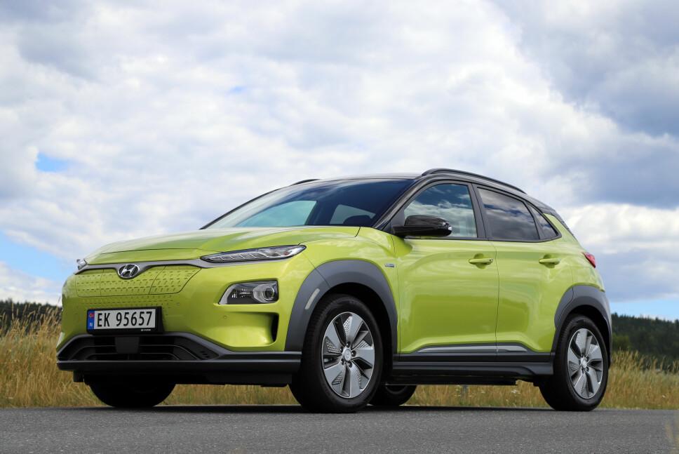 <b>ETTERTRAKTET:</b> Hyundai Kona Electra er det mange nordmenn som har ventet på. Er den verdt prisen?