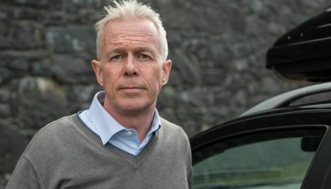 Arne Voll er kommunikasjonssjef i Gjensidige