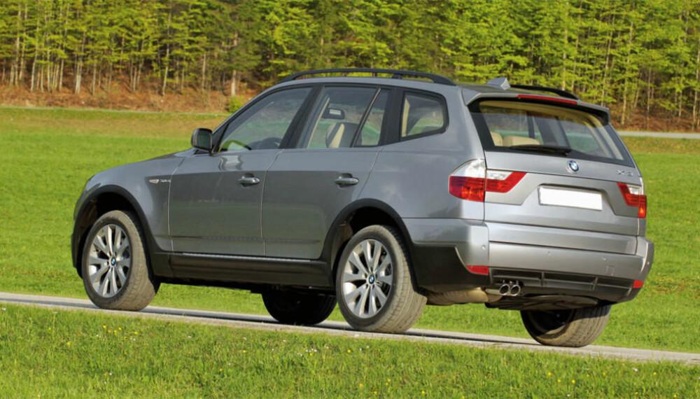 BMW X3 begynner å få hyggelige priser på bruktmarkedet, men er det et smart kjøp? Brooms bilekspert har noen klare advarsler