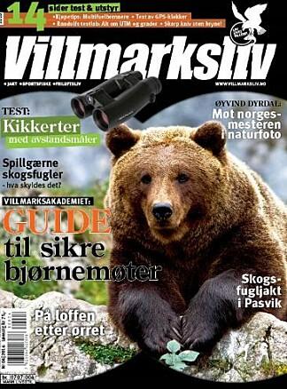 <b>BLI ABONNENT: </b> Artikkelen er hentet fra bladet Villmarksliv. Bli abonnent og les flere gode artikler derfra.