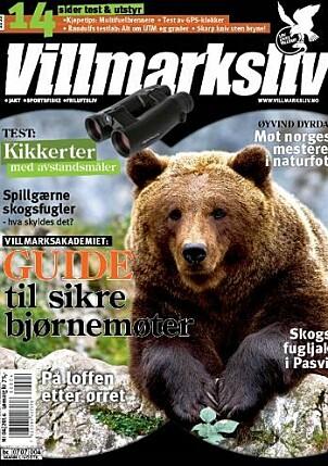 <b>BLI ABONNENT:</b> Artikkelen er hentet fra bladet Villmarksliv. Bli abonnent og les flere gode artikler derfra