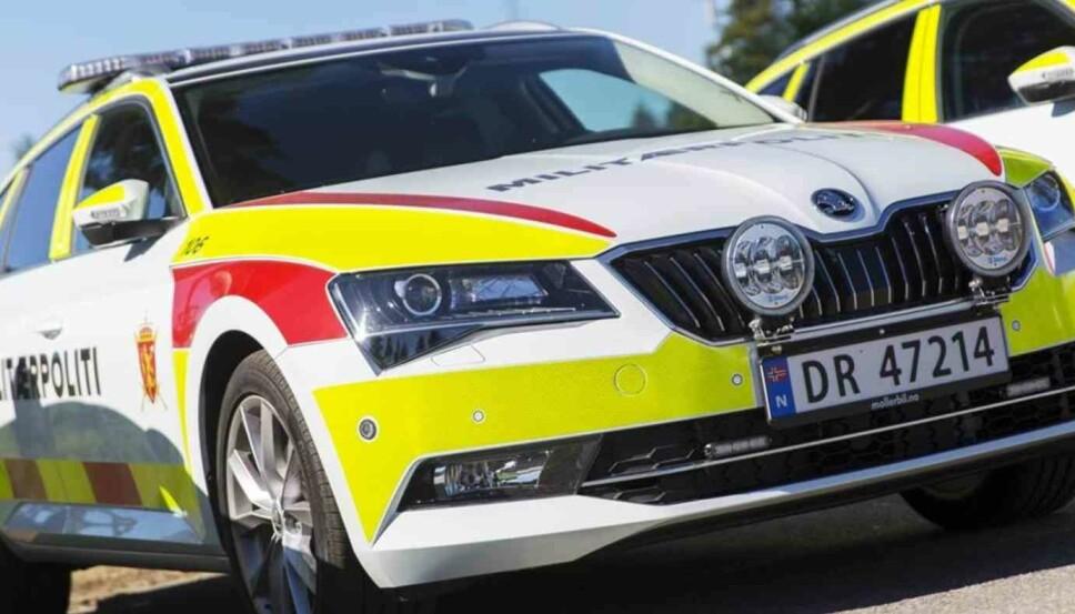 Skoda Superb med største motoralternativ er den nye fartsressursen til Militærpolitiet.