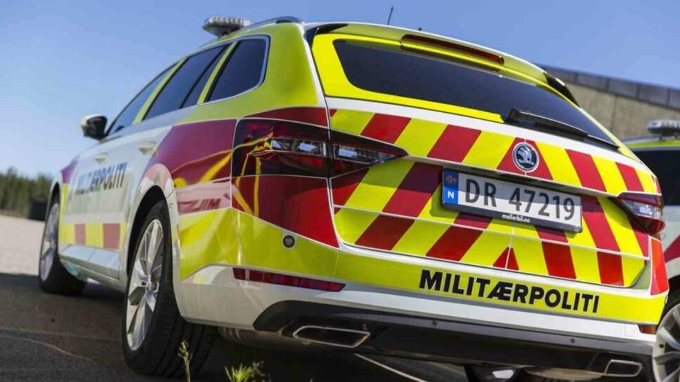 Nå skal det ikke stå på utstyret til Militærpolitiet heller. Bra timing er det også at de nye bilene er klare til den store NATO-øvelsen i landet senere i høst.