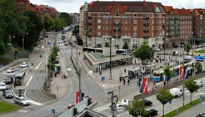 Mange nordmenn er innom Gøteborg i ferien. I fjor var det nesten 3.000 bilinnbrudd i byen