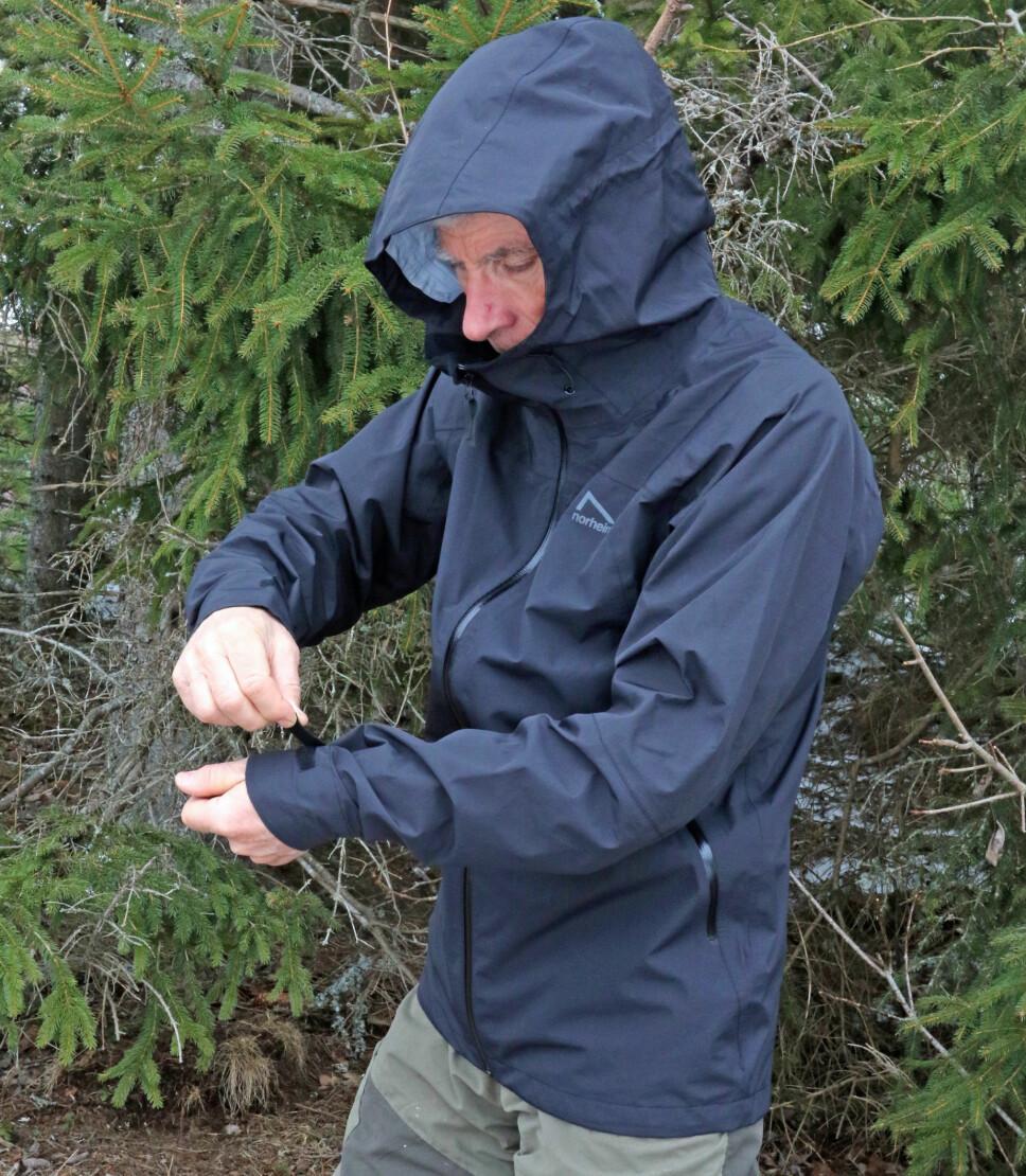 48f9eef08 Test: Norheim Granitt 3-lags skalljakke - Friluftsliv