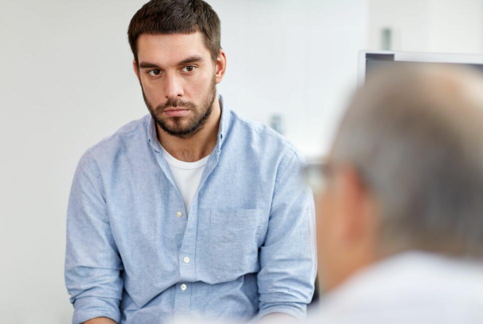 <b>OPPSØK EN UROLOG:</b> Kliniske spørsmål om penisstørrelse, liten eller stor penis - og hva som eventuelt kan gjøres med det - bør stilles en urolog. En henvisning kan du få fra din fastlege.