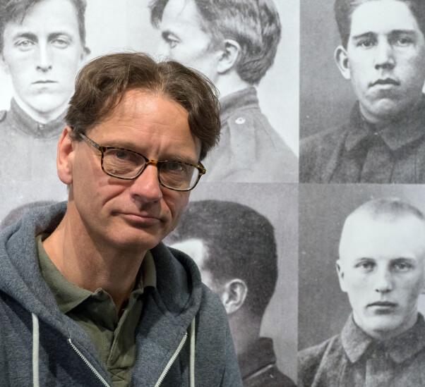 <b>HISTORIKER: </b>Forsker og førsteamanuensis ved Universitetet i Oslo, Jon R. Kyllingstad.
