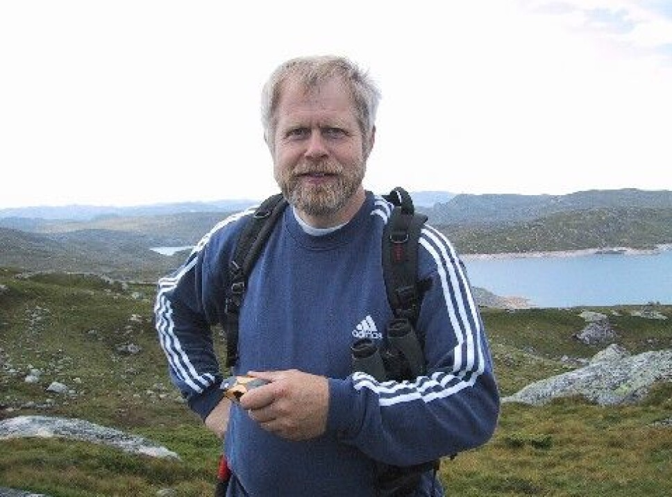 <b>LANG ELLER RUND? </b>Ordfører Steinar Kyrvestad i Valle i Setesdalen er ifølge raseforskerne på 1900-tallet leder i kommunen med de fremste representantene for den nordiske menneskerasen.