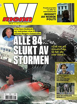 <b>BLI ABONNENT: </b>Artikkelen er publisert i samarbeid med Vi Menn. Les alt magasinet har utgitt på vimennpluss.no.