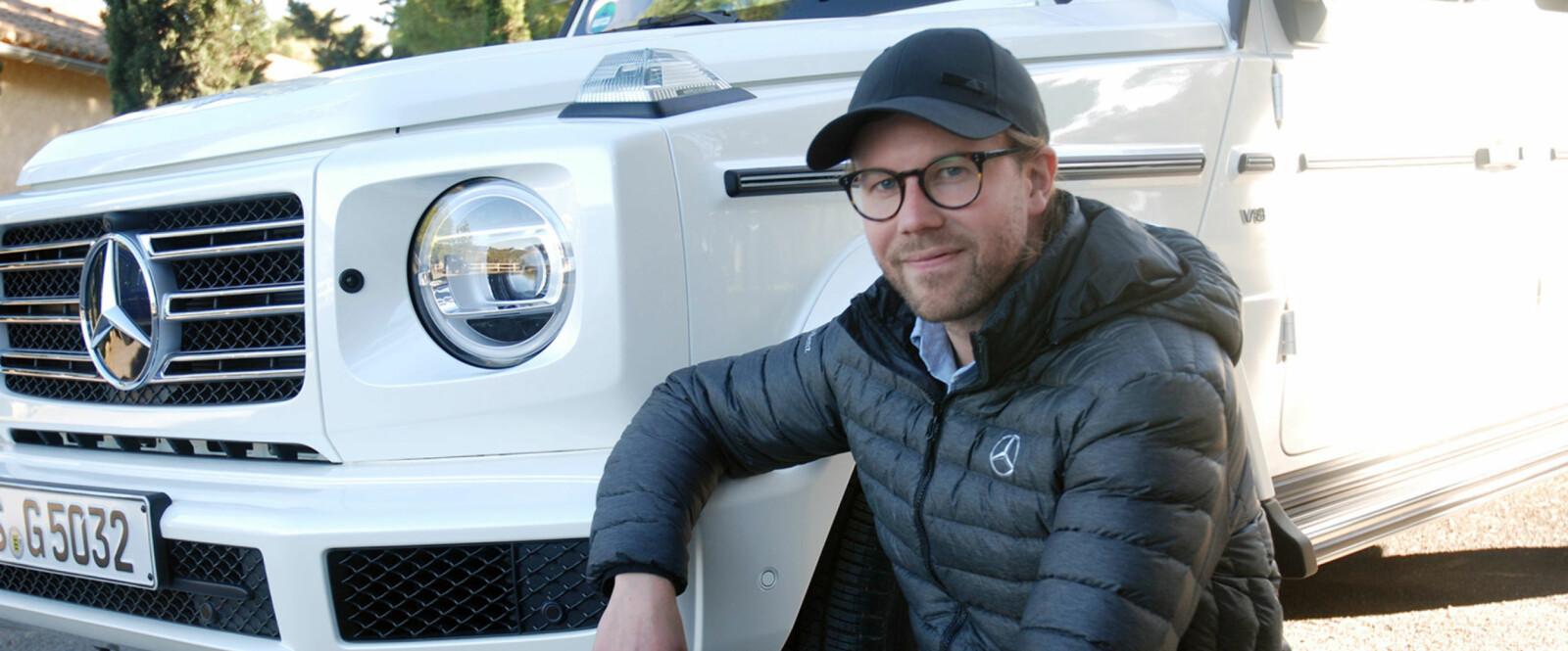 <b>DIESEL ER IKKE DØD: </b>Det er mye snakk om elbil og ladbare hybrider i Norge om dagen. Men det betyr ikke at dieselmotoren er død. Langt i fra, mener PR- og informasjonssjef, Audun Hermansen hos den norske importøren.