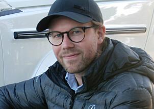 <b>KUNDENE AVGJØR: </b>Audun Hermansen forteller at Mercedes vil la kundene bestemme.