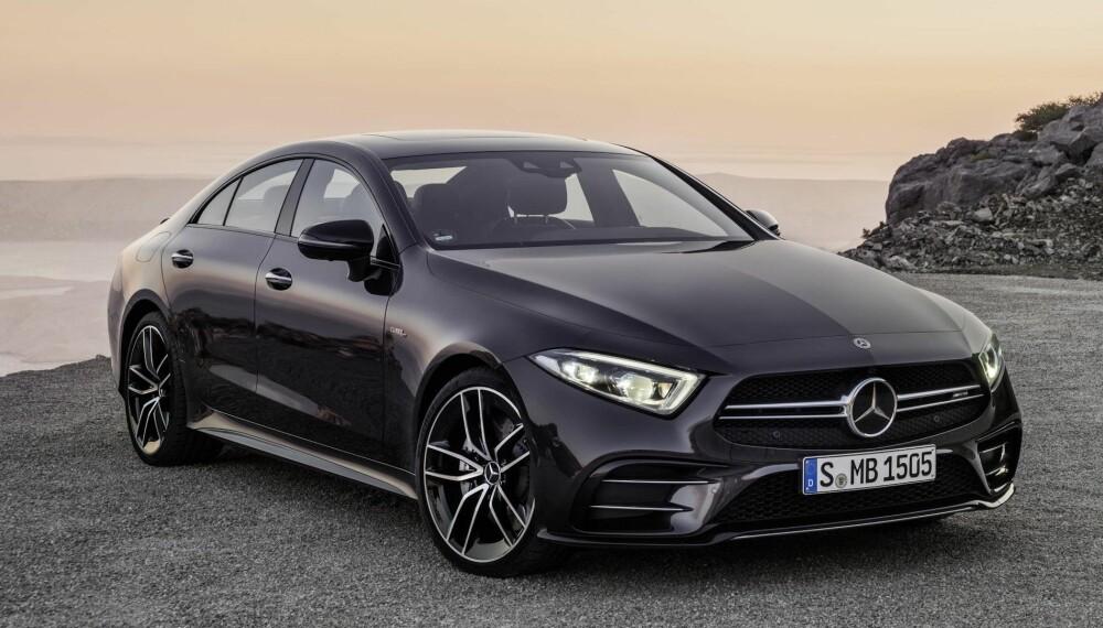 <b>MERCEDES' KRAFTIGSTE DIESELMOTOR: </b>Nye CLS er blant modellene som leveres med en nyutviklet rekkeseks dieselmotor på 3 liter. Det er faktisk den kraftigste dieselmotoren Mercedes noen gang har laget. Ytelsene er 340 hk og brutale 700 Nm.