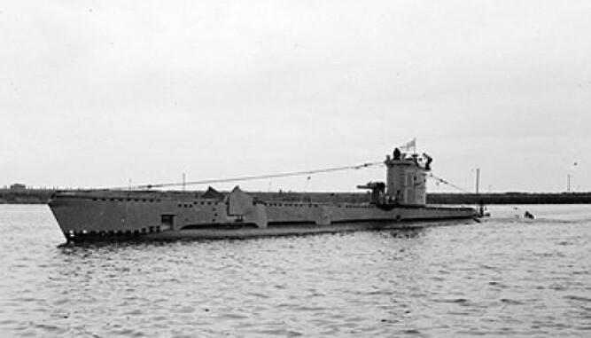HMS Venturer