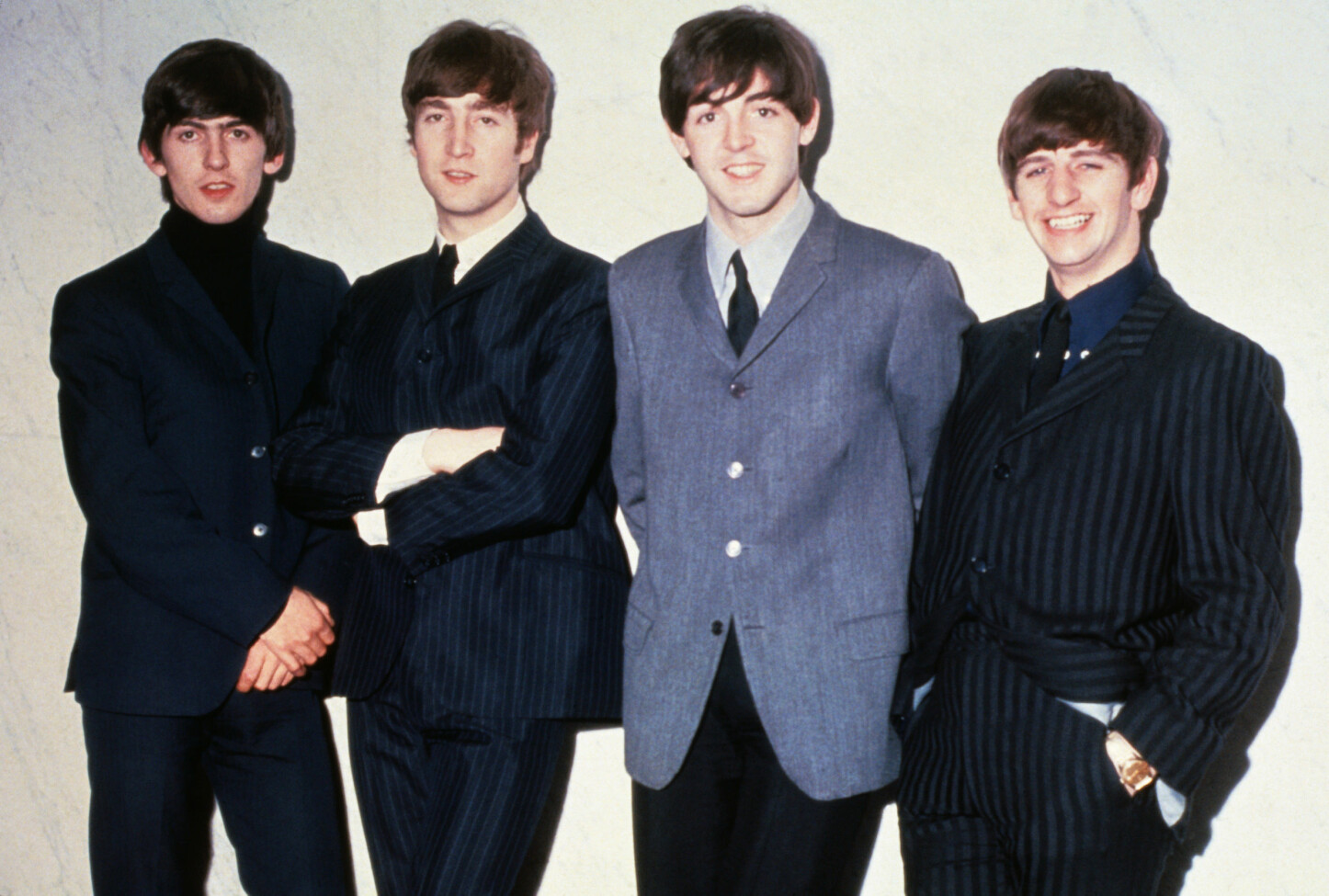 <b>OPPLØST:</b> The Beatles var på høyden av karrieren da det plutselig var slutt. Paul McCartney sier det var John Lennon som var mannen bak bruddet. Fra venstre George Harrison, John Lennon, Paul McCartney og Ringo Starr.