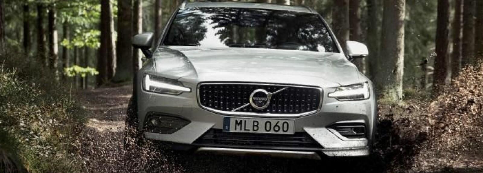 VOLVO V60: Nye Volvo V60 slaktes av Jermy Clarkson - hovedsaklig på grunn av en slapp dieselmotor.