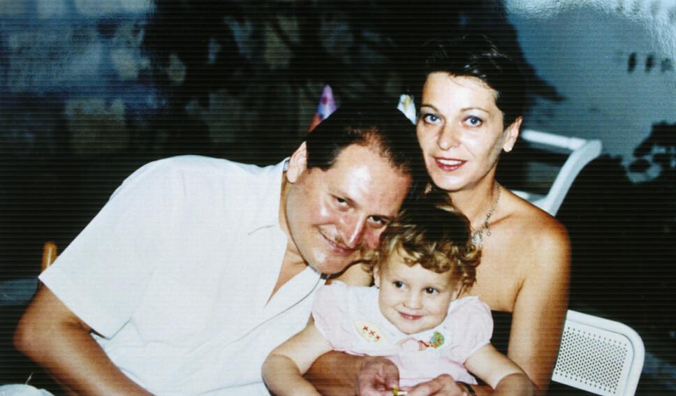 <b>FAMILIELYKKE: </b>Dette er kvinnen Sjakalen bombet Frankrike for. Magdalena Kopp sonet tre år i fengsel før paret slo seg ned i Syria på slutten av 1980-tallet. Senere vendte hun tilbake til Tyskland med datteren. Kopp døde i 2015.