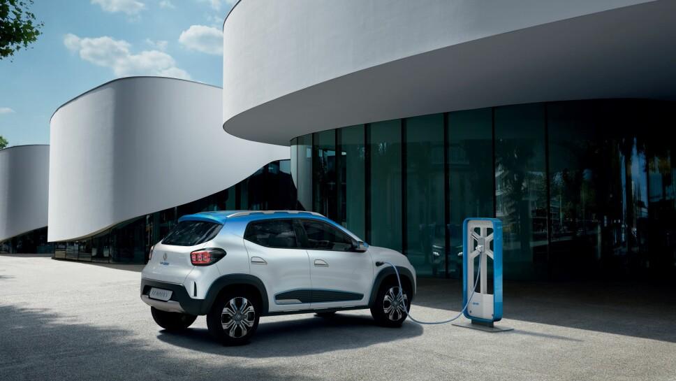Baby-SUV-en får en rekkevidde på 250 kilometer etter det utgående målesystemet NEDC. Renault har foreløpig ikke gått ut med noe tall målt etter nye WLTP.