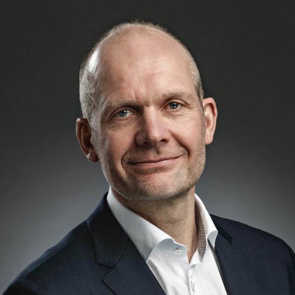 Ulf Tore Hekneby leder landets største bilimportør, Harald A. Møller AS.