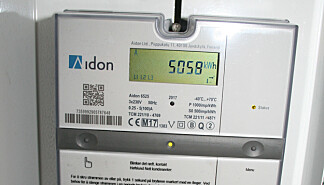 AMS: De nye strømmålerne skal motivere oss til endre strømforbruket, håper NVE.