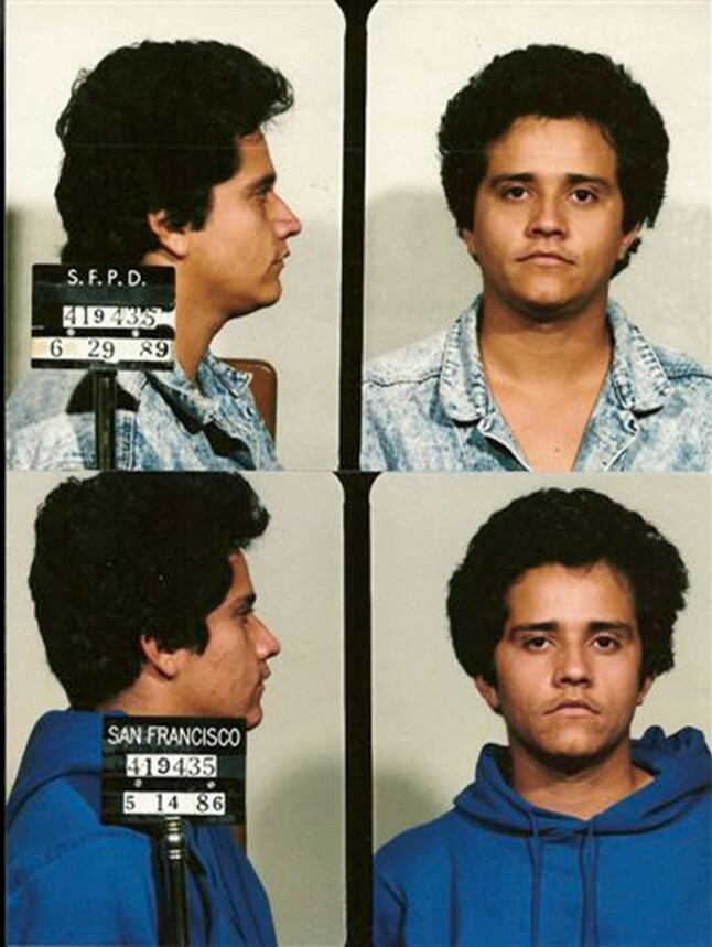 <b>TIDLIG ARRESTERT: </b>På slutten av 80-tallet oppholdt  «El Mencho» seg flere ganger i USA som illegal innvandrer  inntil han ble deportert.