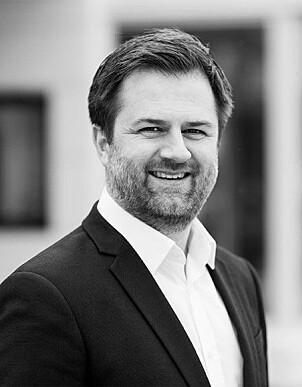 Leif Inge Bjerkenes, er salgssjef hos Volvo forhandleren Laastad & Co i Haugesund.