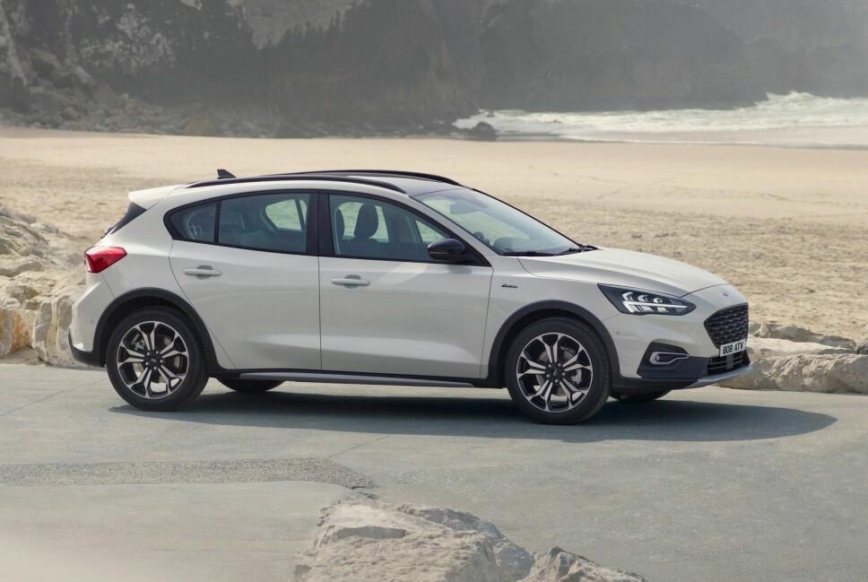 Focus er en svært viktig bil for Ford i Europa. Med den nye utgaven bredder de også utvalget sitt betydelig.