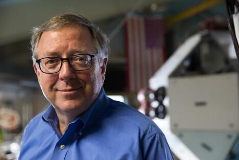 <b>EKSPERT: </b>Journalist, forfatter og produsent Stephen Petranek er ekspert på Mars og har vært redaktør i blant annet Discover, Washington Post og Time Magazine.