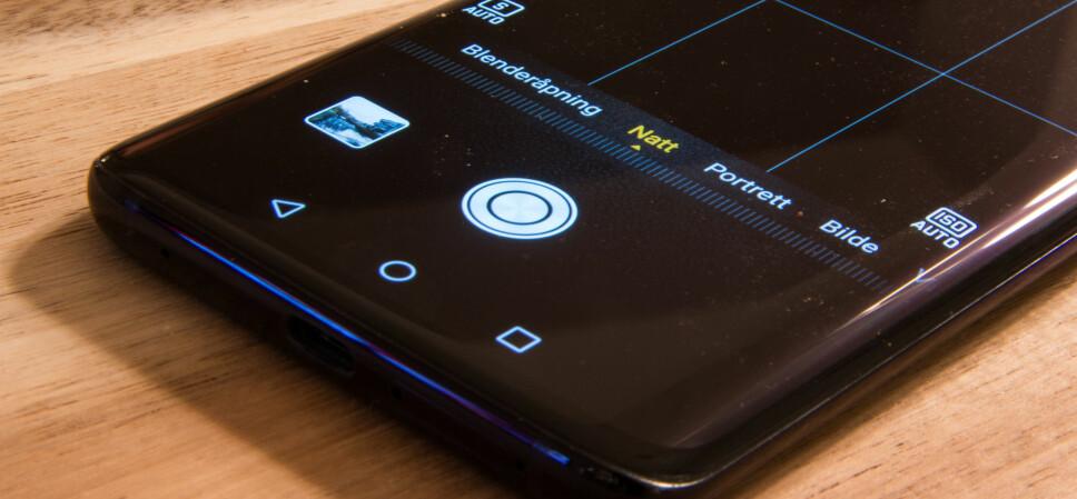 <b>NATTFOTO:</b> Huawei Mate 20 Pro imponerer når det kommer til nattfoto-funksjonen.