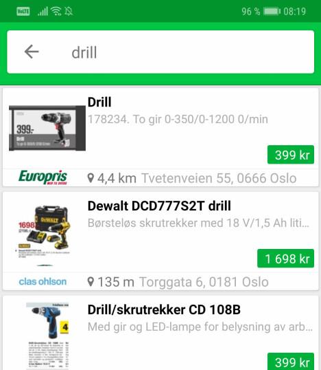 SHOPGUN: Dette er appen som finner tilbudene i butikkenes tilbudsaviser