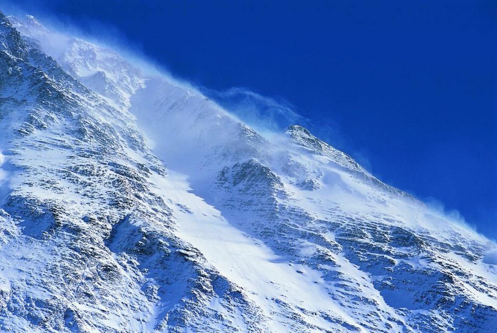 <b>NORDVEGGEN: </b>Hornbein-korridoren på Mount Everest