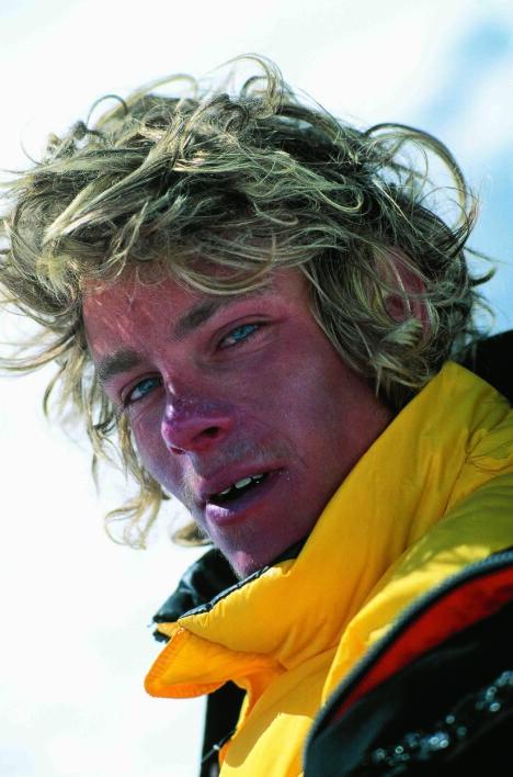 <b>DEN BESTE:</b> Gutten fra Chamonix søkte ekstreme utfordringer og behersket snowboard bedre enn noen annen.
