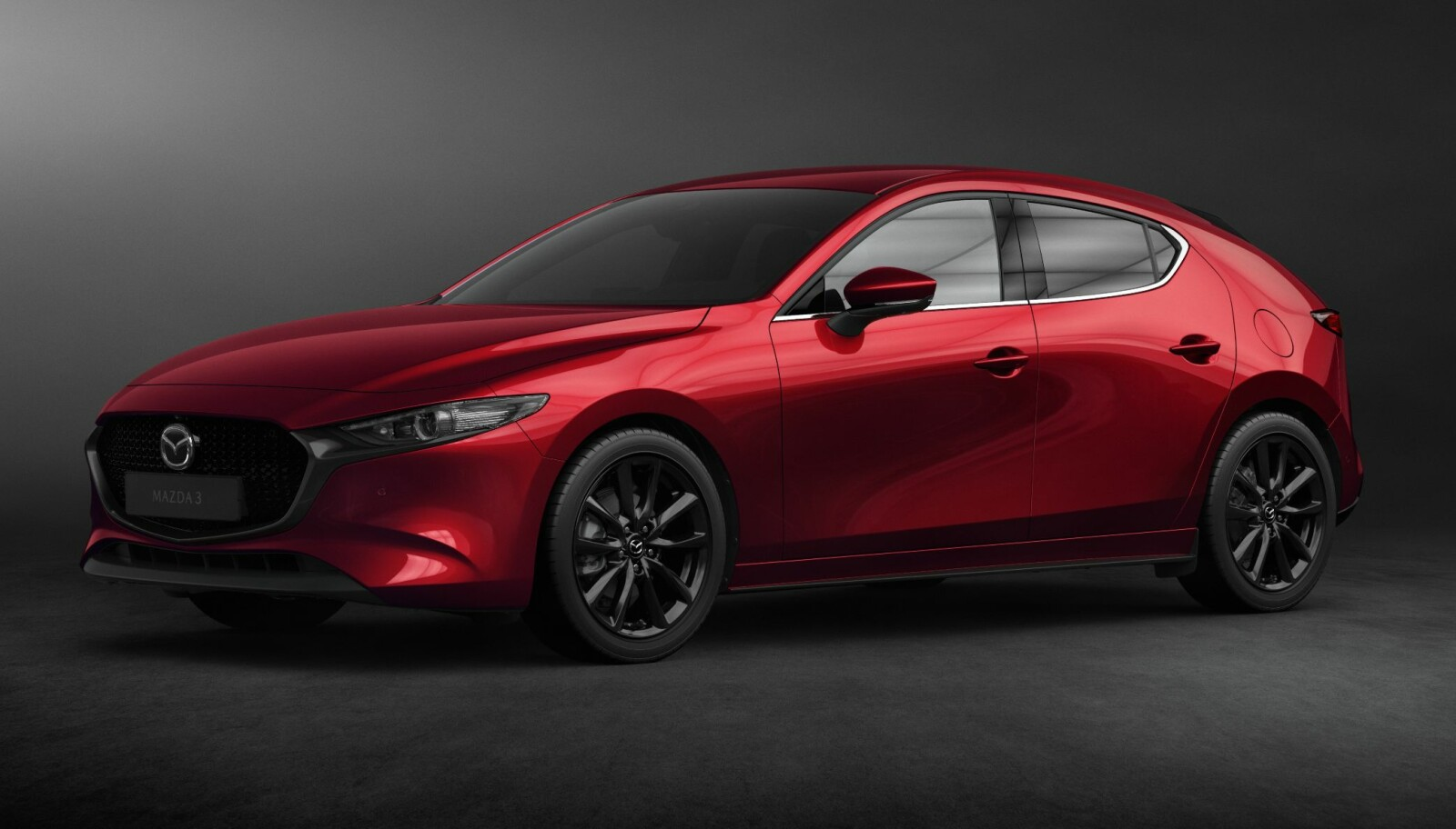 NY: Nye Mazda3 har verdenspremiere i Los Angeles.