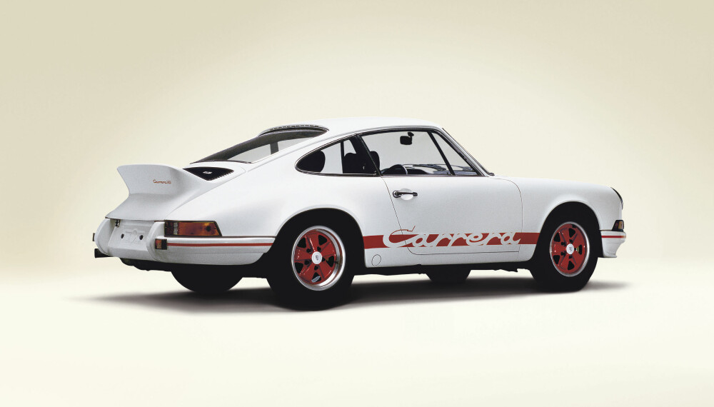 LEGENDE: Ducktail-Carrera