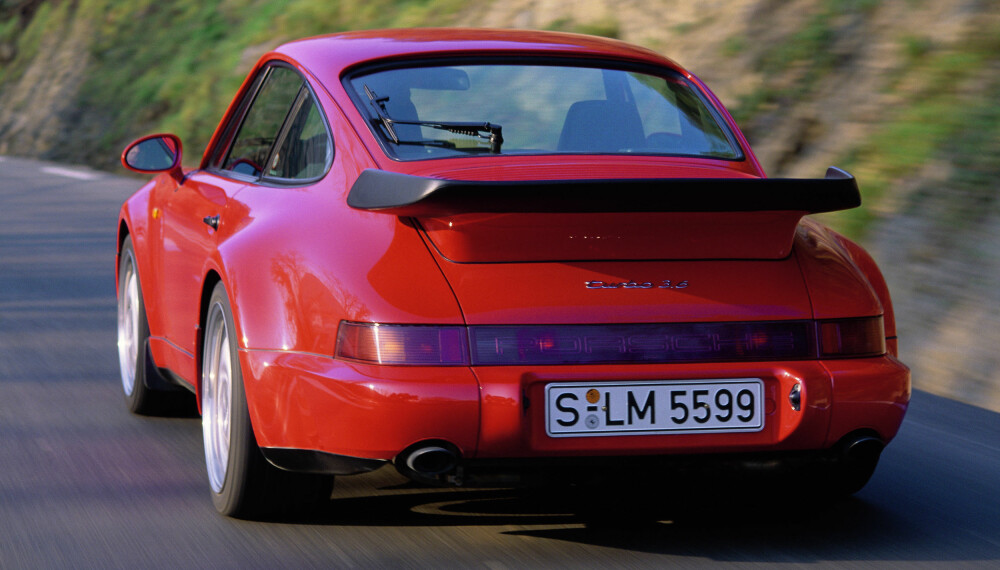 BOXER: Porsche 911 Turbo 3,6.