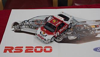 FOR SAMLERE: Det finnes mye snadder for RS200-entusiaster.