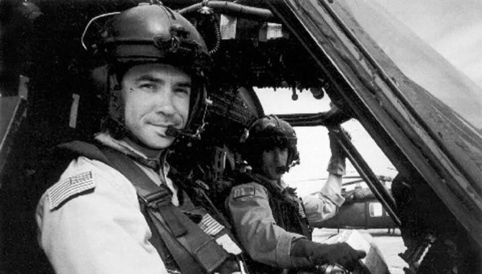 <b>BLACK HAWK-PILOT:</b> Durant ankom Somalia i august 1993. Han hadde da tjenestegjort både under invasjonen i Panama (1989-90) for å kaste Manuel Noriega og i Gulfkrigen (Operation Desert Storm) i 1990-1991.