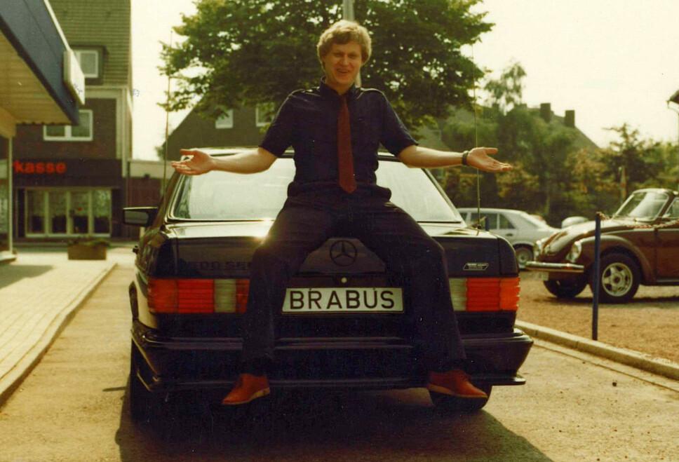 <b>GRUNNLEGGER</b>: BRABUS GmbH er i dag verdens største uavhengige tuningselskap, og ble grunnlagt i Bottrop i 1977 av Bodo Buschmann (bildet). Buschmann døde tidligere i år, 62 år gammel. Foto: Brabus