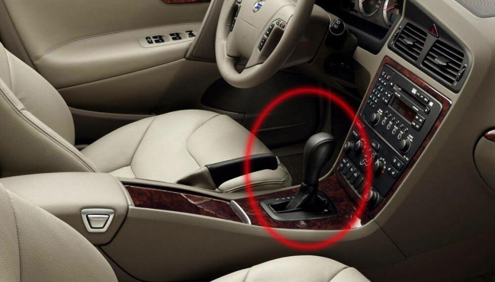 <b>KOSTBART: </b>Automatgir har blitt mer og mer vanlig på nye biler. Men når denne ryker, blir det dyrt!
