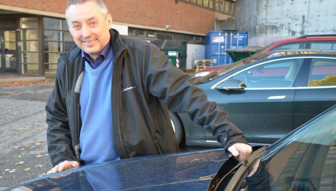 TYPISK FEIL: – Svinghjul er en gjenganger som kilde til feil, forteller Torbjørn Lind i Car Protect.