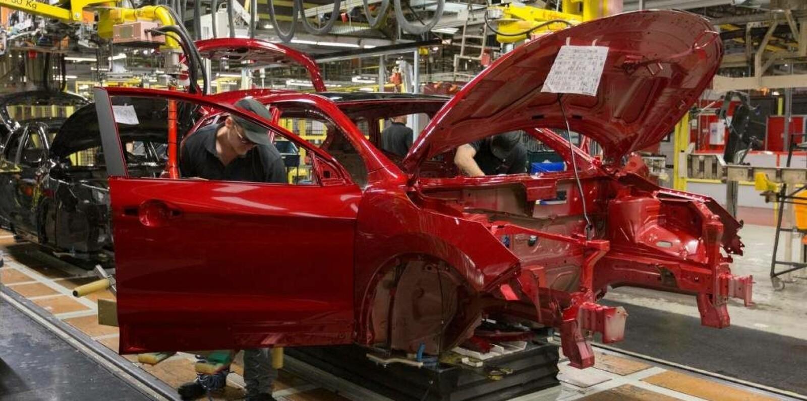 <b>FEILKILDER: </b>Moderne biler får stadig flere avanserte komponenter og systemer - og dermed også flere mulige feilkilder. Og når noe skjer, blir det lett dyrt.