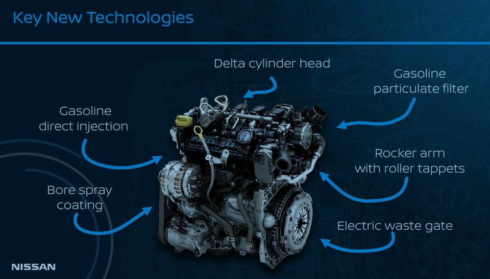 NYE MOTORER: Produsentene lager nye og mer økonomiske motorer for å møte de nye utslippskravene.