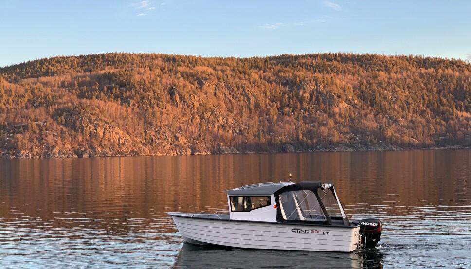 BRUKSBÅT: Den nye Sting-modellen tar opp arven etter enkle bruksbåter med stor popularitet fra Vestlandet og nordover.