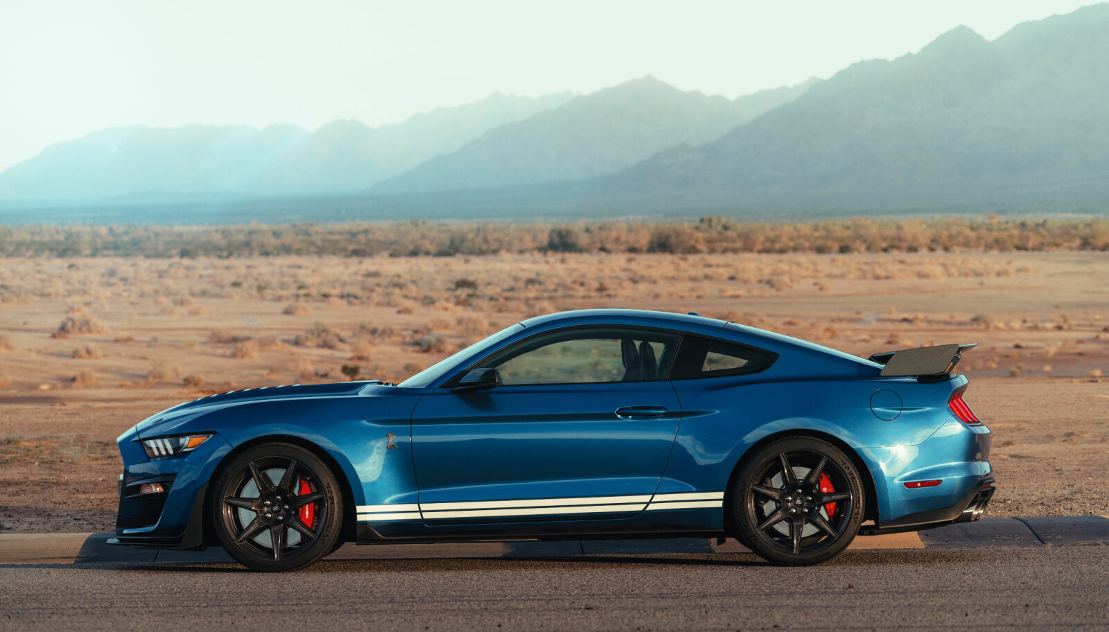 700 HK: Den kraftigste serieproduserte Ford-en noensinne.