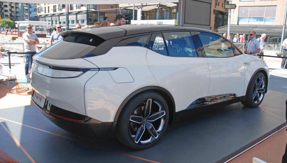 NYTT ELBILMERKE: Byton har hentet inn en rekke nøkkelpersoner med lang erfaring fra andre bilprodusenter. Det kommer nok godt med når de skal etablere seg som et helt nytt merke.